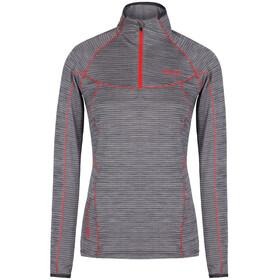 Regatta Yonder LS Shirt Women Seal Grey